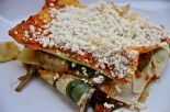 The cheese-less lasagna ever!